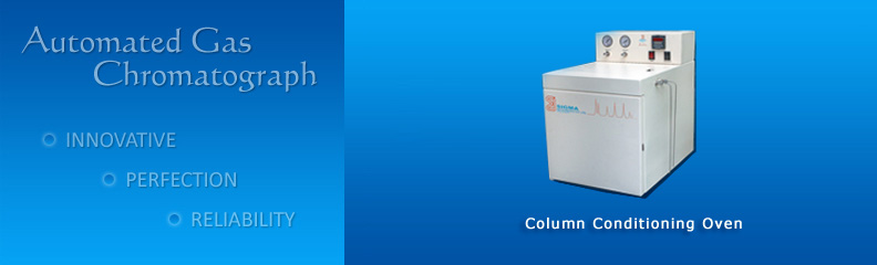 Column Conditioning Oven