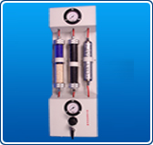 GAS CONTROL&PURIFICATION PANEL ONE LINE