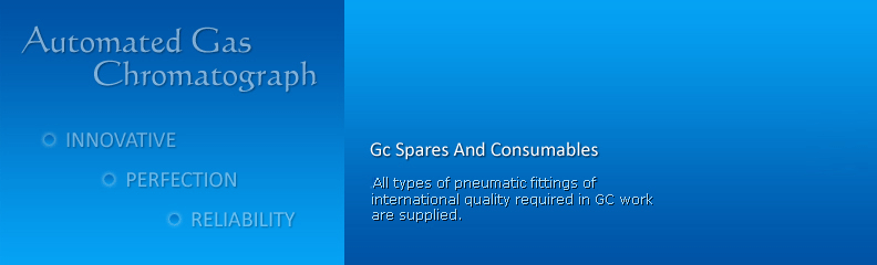 Gc Spares And Consumables